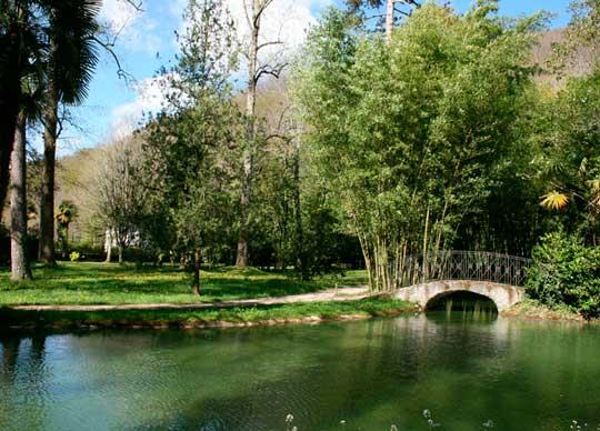 El Parque Natural de Bertiz obtiene el certificado de excelencia de 'Tripadvisor'